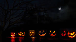 halloween pumpkin backgrounds pixelstalk net