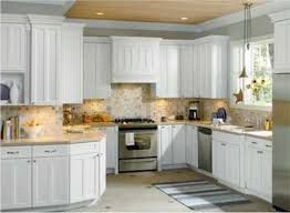 Kosher Kitchen Design White Country Kitchen Cabinets And Stained Wooden Cabinetry
