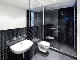Bathrooms  Fashionably Modern Bathroom Design Plus Excellent Home - Home bathroom design ideas