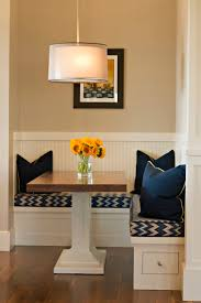 Dining Table With Banquette 25 Best Kitchen Booth Table Ideas On Pinterest Kitchen Booth