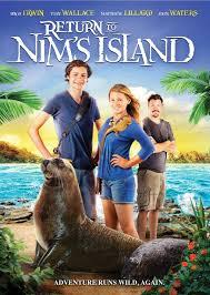 Regreso isla de Nim  (2013)