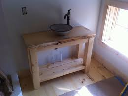 Height Of Bathroom Vanity Creditrestoreus - Height of bathroom vanity for vessel sink