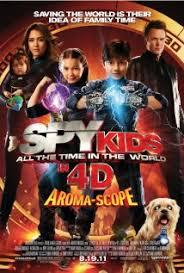 Spy Kids 4 (2011)