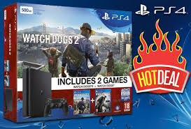 black friday deals on ps4 black friday 2016 ps4 slim and watch dogs 2 deal live in crazy