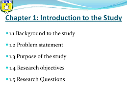 Sample Thesis Chapter