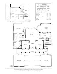 5 bedroom 3 car garage house plans