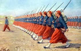 French Zouaves