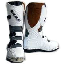 motocross boot straps wulfsport cub la motocross boots white