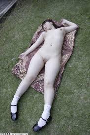 rikitake naked photo 1girl asian highres indoors looking_at_viewer nude photo pussy rikitake  solo uncensored wakakusa_suzune