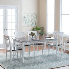 finley home milano dining table hayneedle