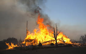 Willow Wildfire California by At Least 1 Dead As Explosive Wildfires Burn In California Wine