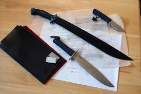 Fallkniven Kitchen Knives by A Fallkniven F1 And Cold Steel Trailmaster Transformation