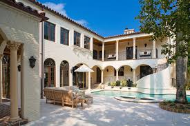 mediterranean waterfront estate home design and remodeling ideas