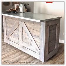 how to upcycle an ikea cabinet into a rustic wooden bar by