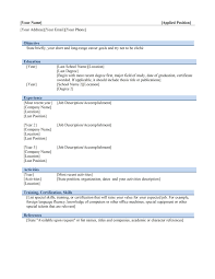 Create Resume Online Free Download by Curriculum Vitae Best Operations Manager Resume Architectural