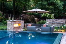 Bright Modern Landscape Design Backyard Images  Diy Landscaping - Contemporary backyard design ideas