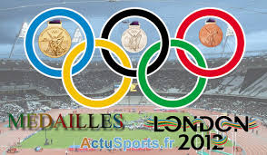JO 2012 Les résultats dans 2012