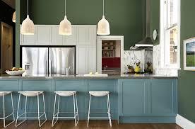 Painted Kitchen Floor Ideas Painted Kitchen Cabinet Ideas Freshome
