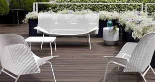 Modern Outdoor Sofa by Grillage By Ligne Roset Modern Outdoor Linea Inc Modern