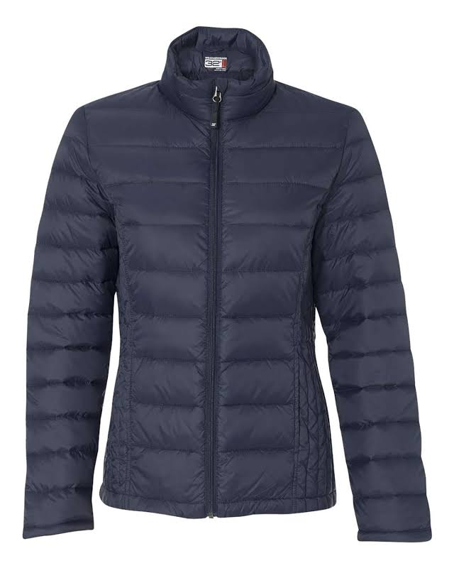 Weatherproof 32 Degrees Packable Down Jacket Classic Navy XL