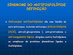 <b>Anticorpos</b> antifosfolípides