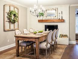 Dining Room Table Pictures 28 Signs You U0027re A Fixer Upper Fanatic Hgtv U0027s Fixer Upper With