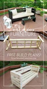 Modern Outdoor Chairs Plastic 25 Best Diy Outdoor Furniture Ideas On Pinterest Outdoor