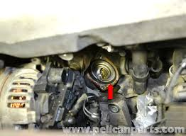 volkswagen golf gti mk iv thermostat replacement 1999 2005