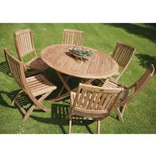 Outdoor Furniture Teak Sale by Garden Folding Table Sabina Round Table