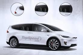 does lexus make minivan tesla minivan missing from new master plan 2019 tesla van rendered