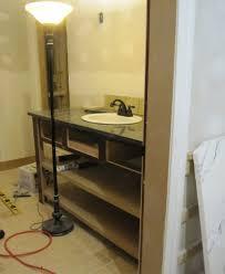 Bathroom Vanity Height With Vessel Sink Rukinet Standard - Height of bathroom vanity for vessel sink