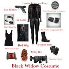 Black Widow Halloween Costume Ideas Diy Black Widow Costume Cosplay Costumes Black