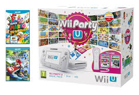black friday deals amazon uk nintendo wii u 8gb party pack with mario kart 8 and super mario 3d