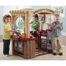 little tikes cook around kitchen u0026 cart walmart com