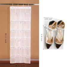 begrit over the door shoe rack organizer hanging shoe bag shoe