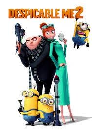 دانلود دوبله فارسی انیمیشن من شرور ۲ – Despicable Me 2 2013