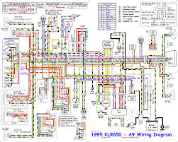 electrical switch wiring diagram kawasaki klr650 color wiring