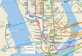 Mta Info Subway Map by One Man U0027s Mission To Put New York U0027s Secret Subway Back On The Map