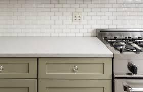 Cream Subway Tile Backsplash by Fresh Lime Green Subway Tile Backsplash 9456