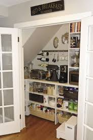 Ideas For A Small Kitchen Space by Best 25 Under Stairs Pantry Ideas On Pinterest Under Stairs