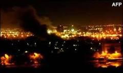 Bagdá vive quarta madrugada de bombardeios | BBC Brasil | BBC ...