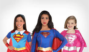 Supergirl Halloween Costume Supergirl Costumes Character Costumes Couples Group Costumes