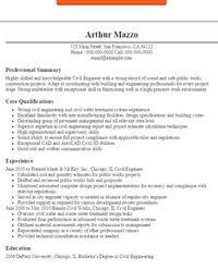 Example Resume  Resume Template Engineer  nice resume template