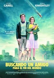 Buscando un amigo para el fin del mundo (2012) [Latino]