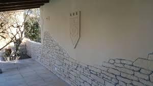 Deco Mur Exterieur Fausse Pierre Extérieur De Pierre Et D U0027art