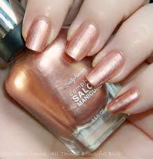 sally hansen complete salon manicure fall 2013 nail polishes in