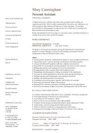 Administration CV template  free administrative CVs  administrator job description  office  clerical