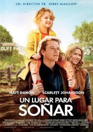 Un lugar para soÑar (2011) [Latino]