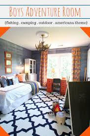 Boys Rooms A Space For Sweet Cheeks An Outdoor Adventure Boys Bedroom