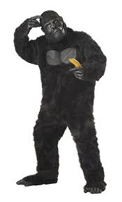 Mens Halloween Costumes Amazon Amazon California Costumes Men U0027s Gorilla Black
